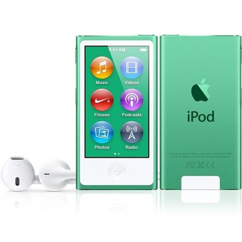 ipod nano 7ma generación 16gb (verde)