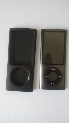ipod nano apple 16 gb negro 5ta generación buen estado