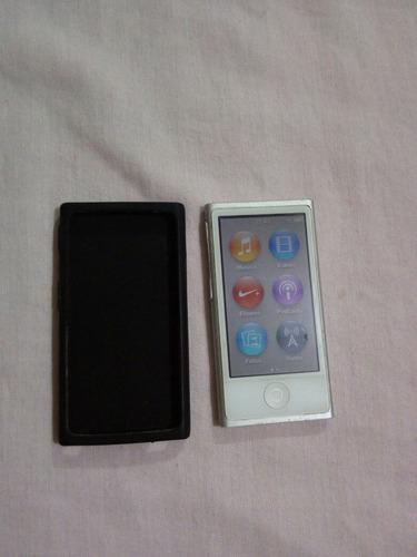 ipod nano g7. original + capinha usado exelentes condiçoes