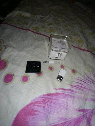 ipod shuffle 2 gb oferta con todo como nuevo