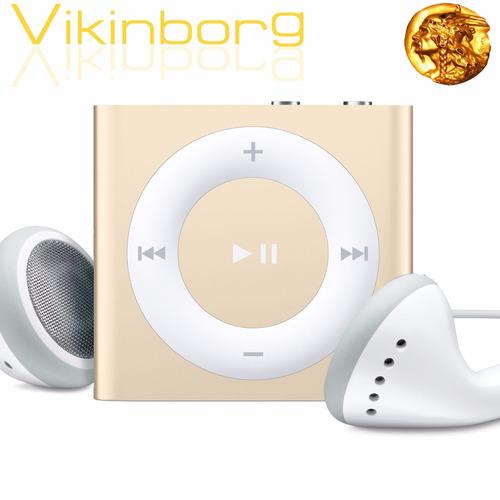 ipod shuffle 2gb apple 5ta generacion gold dorado oro