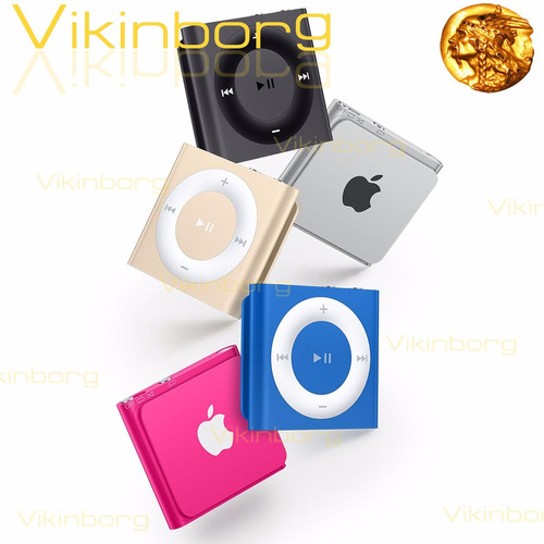 ipod shuffle 2gb apple 5ta generacion space gray gris oscuro