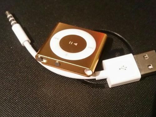 ipod shuffle 4° generación