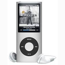 ipod shuffle / mp4 player 8gb+cabo usb+fone+brinde