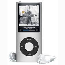 ipod shuffle / mp4 player 8gb + cabo usb + fone/frete grátis