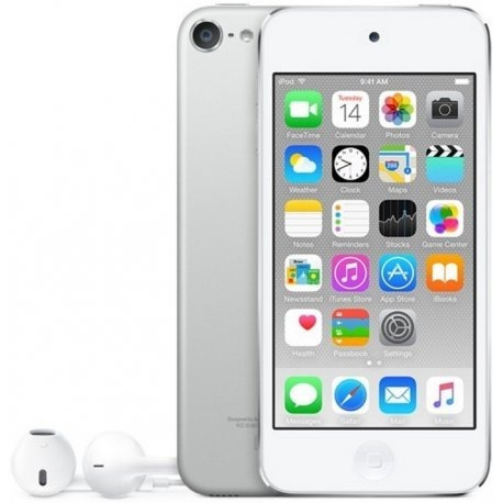 ipod touch 128gb tela ips 4.0  câmeras 8mp/1.2mp - mkwu2lz