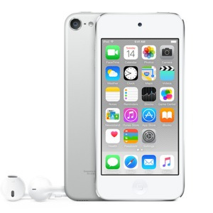 ipod touch 16 gb 6ta generación - silver