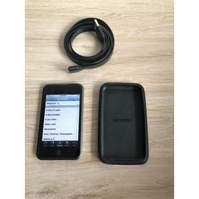 iPod Touch 2 Da 3 Ra Generacion Con Protector Y Cable 16gb