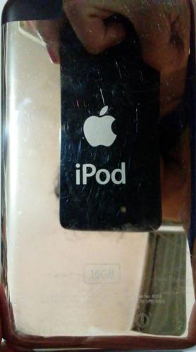 ipod touch 2g. 16gb. para repuesto. no acepta actualización