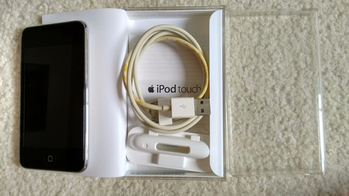 ipod touch 3ª geração apple