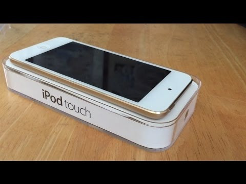 ipod touch 32 gb gold 6th generacion