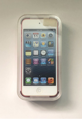 ipod touch 32 gb nuevo color rosa 5ta generacion