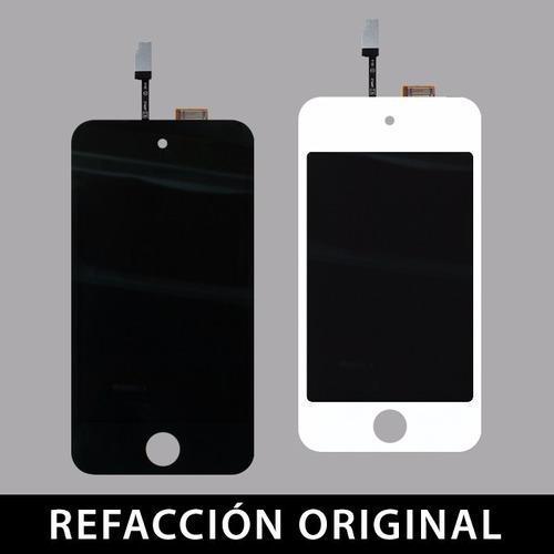 ipod touch 4 display+touchscreen oem retina vidrio lcd