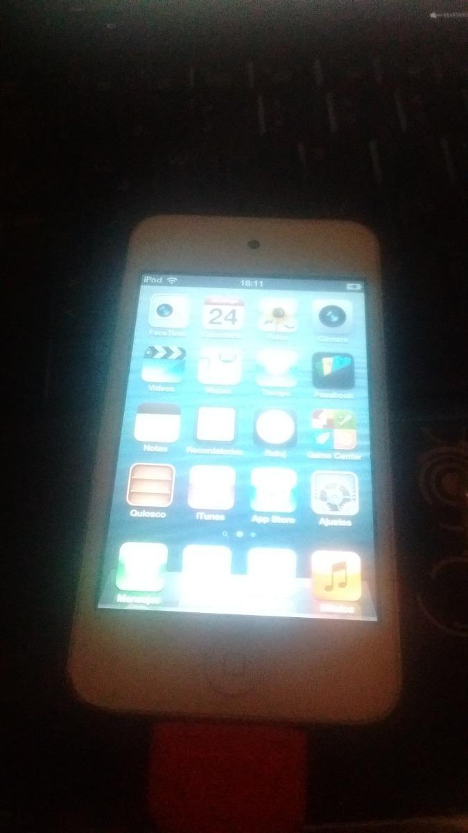 Ipod Touch 4 Generacion - $ 700.00 en Mercado Libre