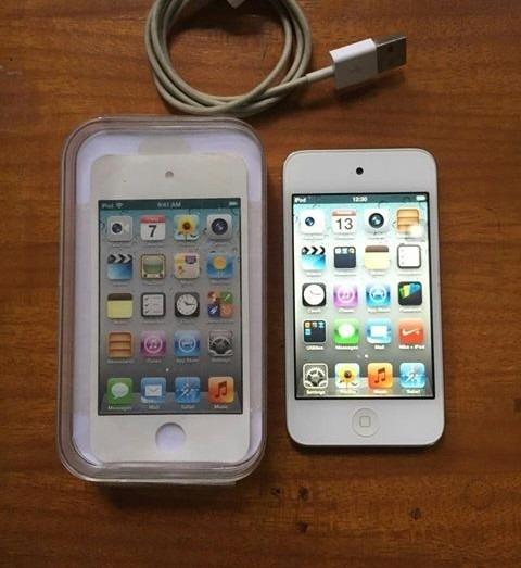 iPod Touch 4 Generacion Usado. - Bs. 60.000,00 en Mercado Libre