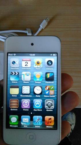 Ipod Touch 4 Generacion Usado - $ 1.400,00 en Mercado Libre