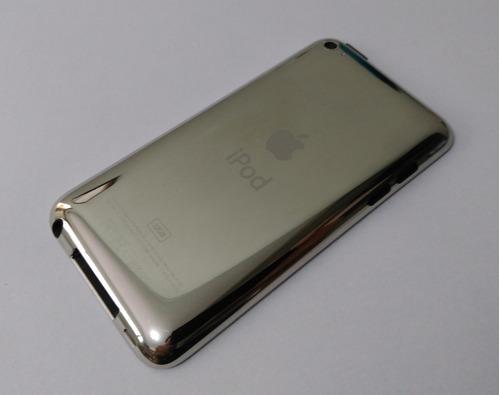 ipod touch 4 geração 32gb preto - parcelado usado 7dcp leia