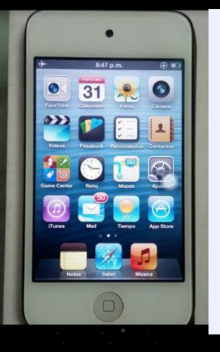 ipod touch 4g 55vds