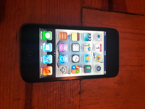 ipod touch 4g 8gb usado