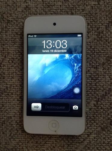 ipod touch 4g de 8 gb