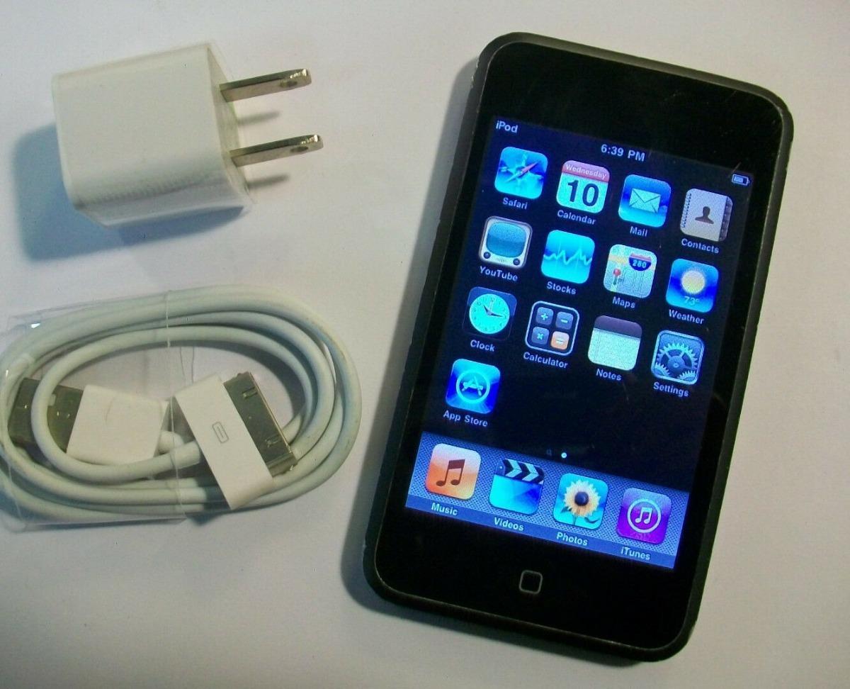 iPod Touch 4ta 4g 4 Apple Cuarta Generacion - $ 1.400,00