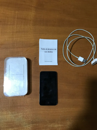 ipod touch 4ta generación 32gb (manchas en la pantalla)