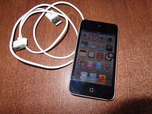 ipod touch 4ta generación 8 gb en perfecto estado 10/10