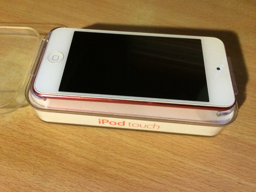 ipod touch 5 32gb 5ta generación apple impecable! rosa