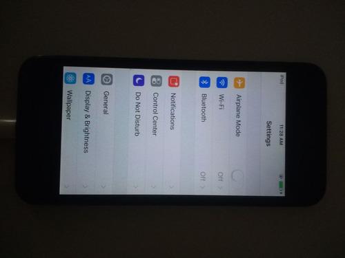 ipod touch 5 geração, com a caixa, cabo e carregador origina