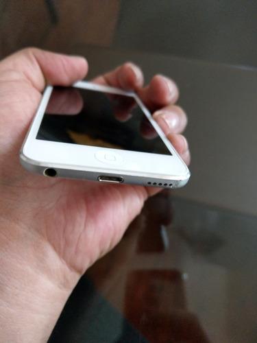 ipod touch 5g - plata - 32 gigas -