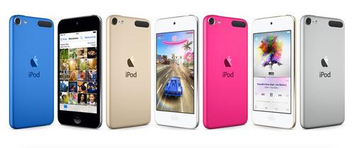 ipod touch 6 generación 64gb nuevo preguntar por colores