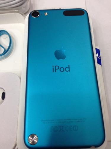 ipod touch 64gb 5 generacion nuevo sin uso.garantia tienda