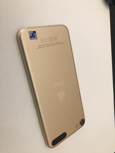 ipod touch 64gb model a1514 gold