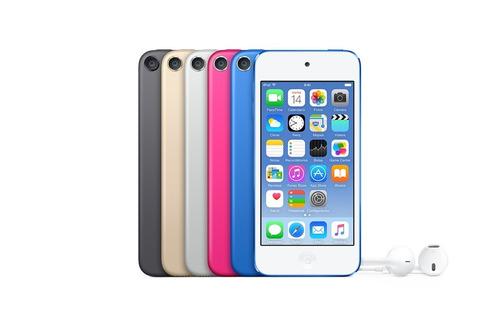 ipod touch 6g 32gb nuevo a8 camara 8 mpx