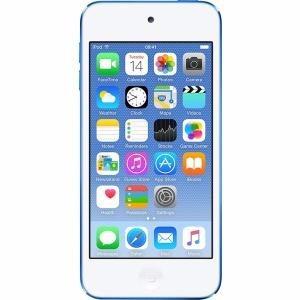 ipod touch 6g a1574 - 32 gb - azul (mkhv2lz/a)