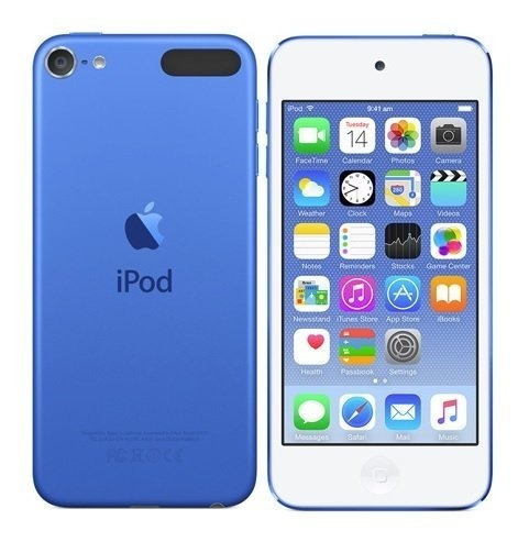 ipod touch 6ta 32, 64, 128 gb original sellado de fabrica