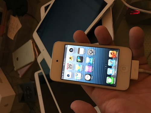 ipod touch 8gb / 3g en excelente estado