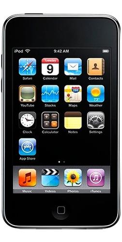 ipod touch 8gb con caja y cable cargador original como nuevo