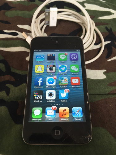 ipod touch  8gb de 4ªg