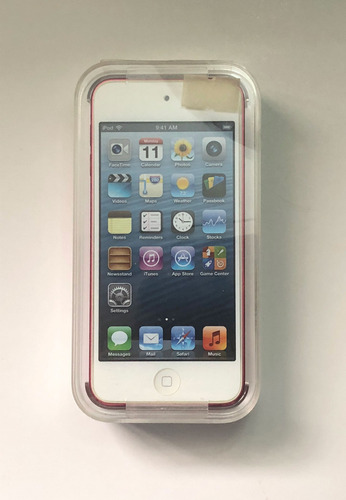 ipod touch color rosa 32gb nuevo 5ta gen