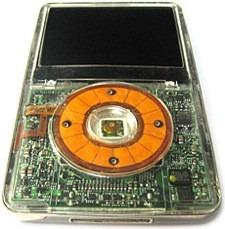 ipod video 30 gb 5.5g + accesorios + iflash + cf kingston