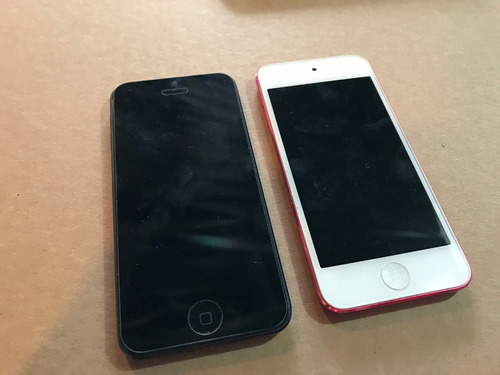 ipod's touch 5g 32gb para piezas