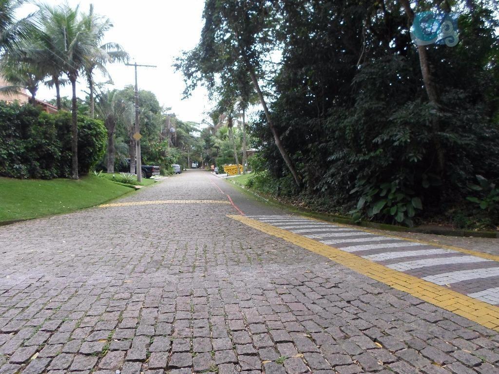 iporanga terreno à venda condomínio iporanga - guarujá - te0185