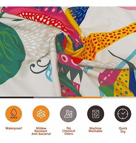iprint cortina de ducha tela suave iprint,