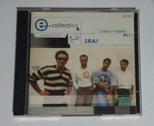 ira! e-collection sucessos e raridades cd duplo