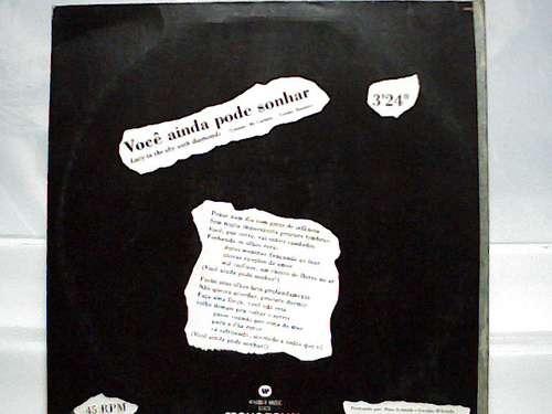 ira voce ainda pode sonhar - lp warner music 1991