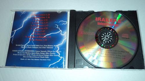 irakere indestructible cd solo para coleccionistas