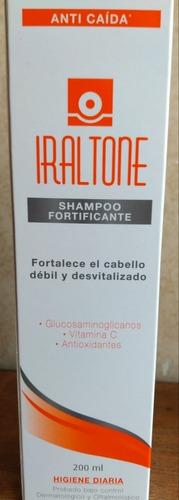 iraltone shampoo anticaida