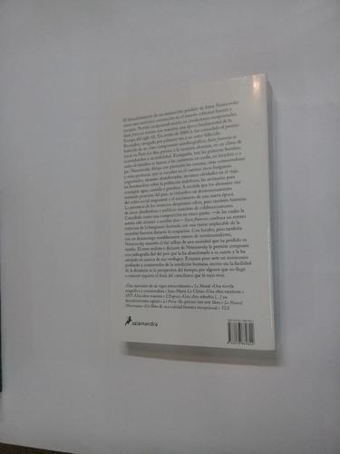 irene nemirovsky  suite francesa - novela