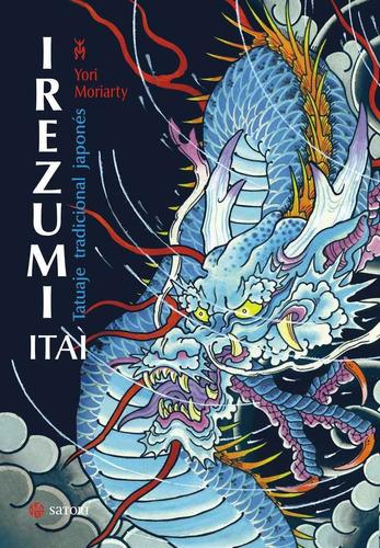 irezumi itai - tatuaje japones, yori moriarty, satori